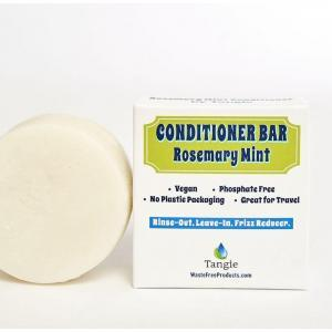 Zero waste conditioner bars