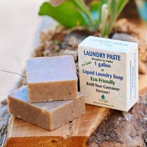 accessories for zero waste laundry paste for cleaning and washing clothes