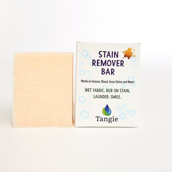 Eco-friendly laundry stain remover