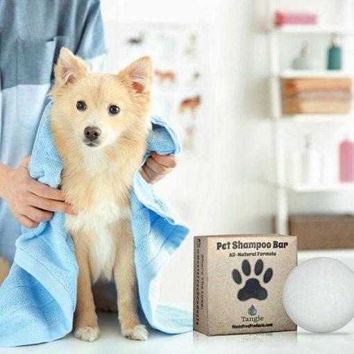 Waste Free Pet Shampoo
