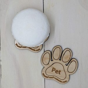 Pet shampoo bar drying disk with shampoo bar