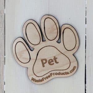 Pet Shampoo Bar drying disk